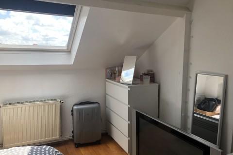 Colocation dans un grand et chaleureux appartement